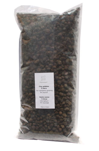 Hydroponic Clay Pebbles 5L