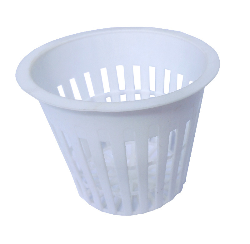 Net Pot for Hydroponics | White