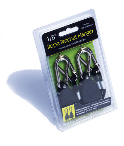 Ratchet Hangers | 2 pcs