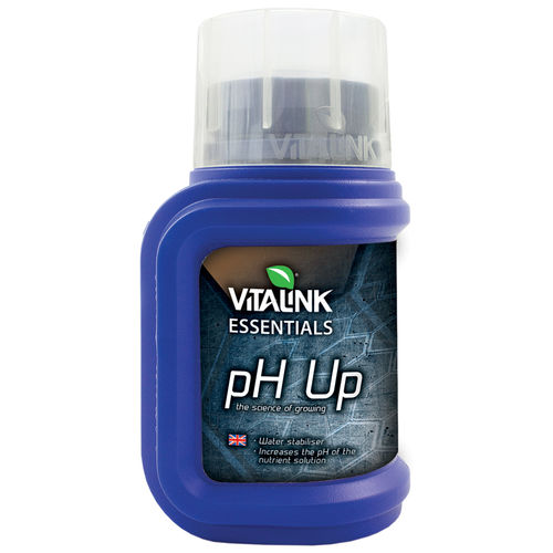 VitaLink pH Up to increase nutrient water pH value