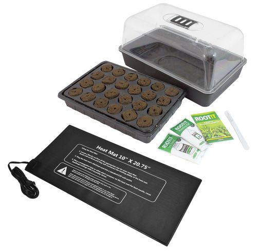 Easy Rooting Propagation Kit  with Heat Mat | EU