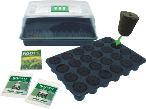 ROOT!T Value Natural Rooting Sponge Propagation Kit