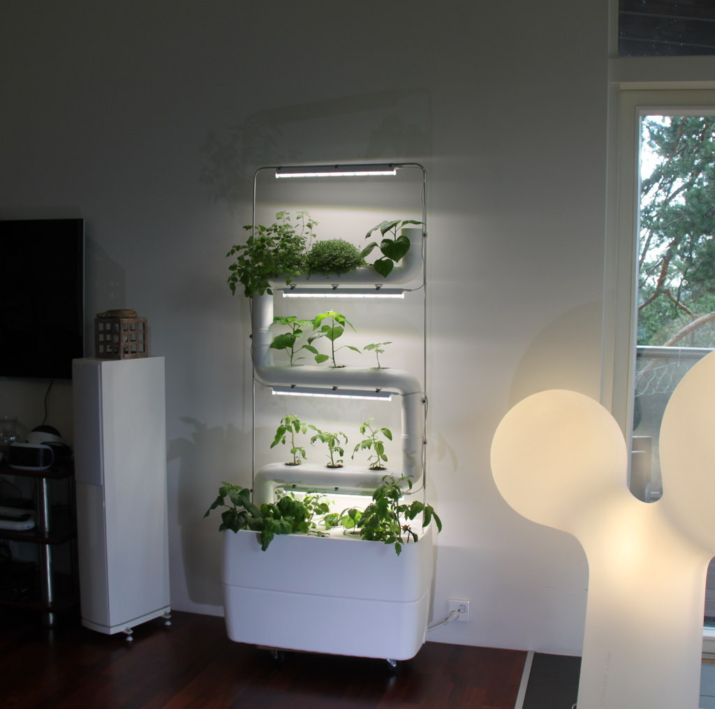 Green Wall System Kits Up to 3 Plantsteps®