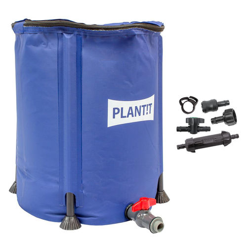 60L Flexible Water Tank + Connection Kit