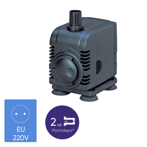 Water Pump up to 2 Plantsteps | 750 L/h | BOYU