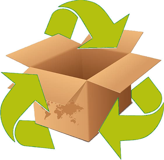 Green-wall-recycling-box